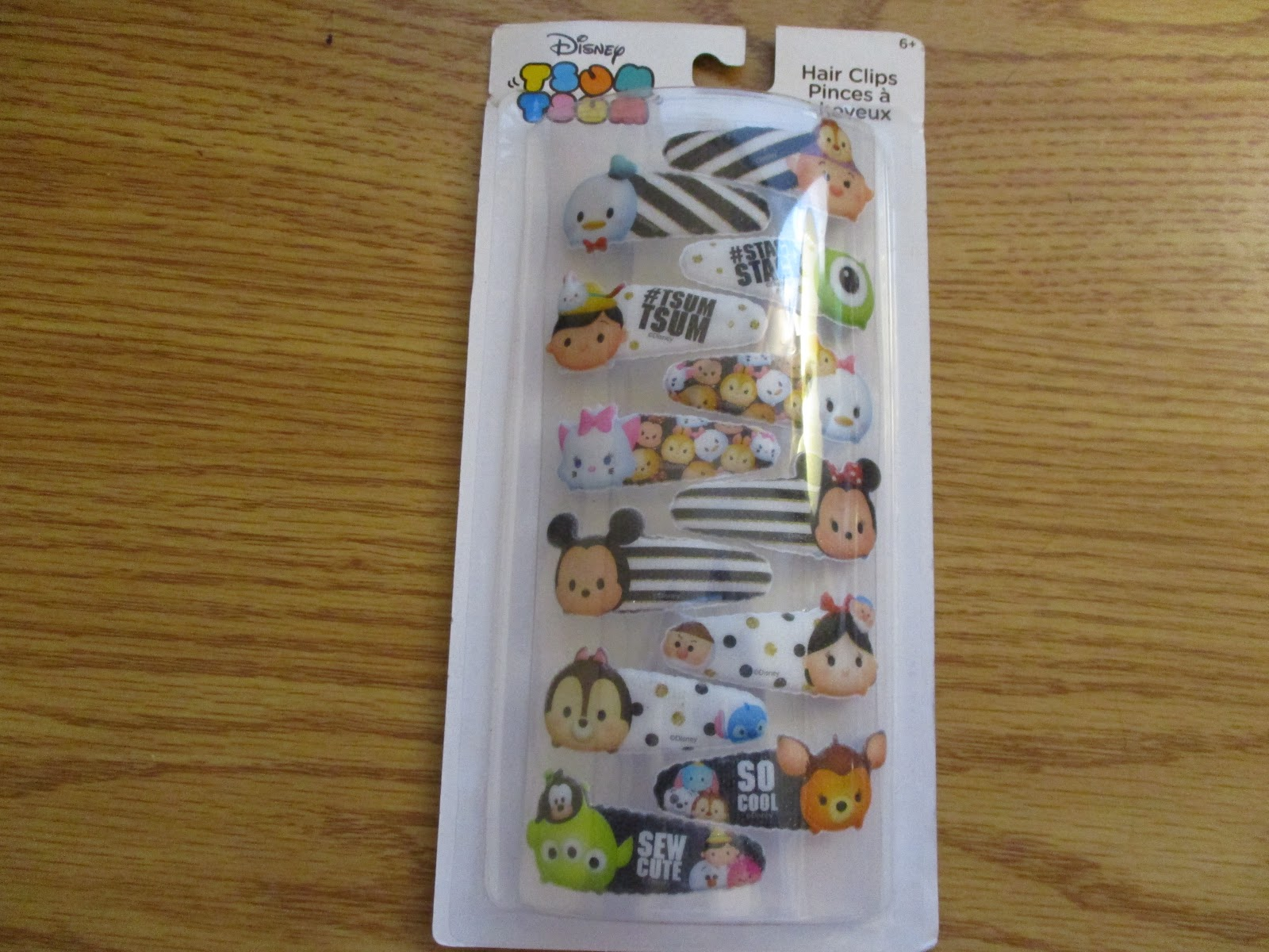 Missys Product Reviews : Townley Girl & Disney Tsum Tsum