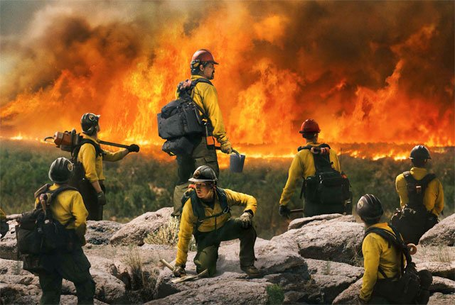 Only The Brave: Film Review