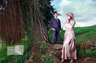 Foto pre-Wedding II Arisandy Joan Hardiputra & Epi Friesta Dewi Hasibuan
