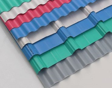 PVC roofing material & The Factors depend on selection of Roof Materials - Basic Civil ... memphite.com