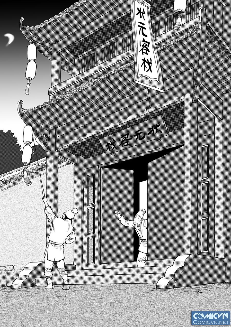Chung Quỳ Truyền Kỳ Chap 37 - Next Chap 38