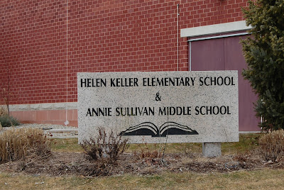 Keller Sullivan school sign