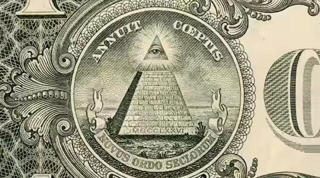 konspirasi new world order pada satu dolar amerika serikat