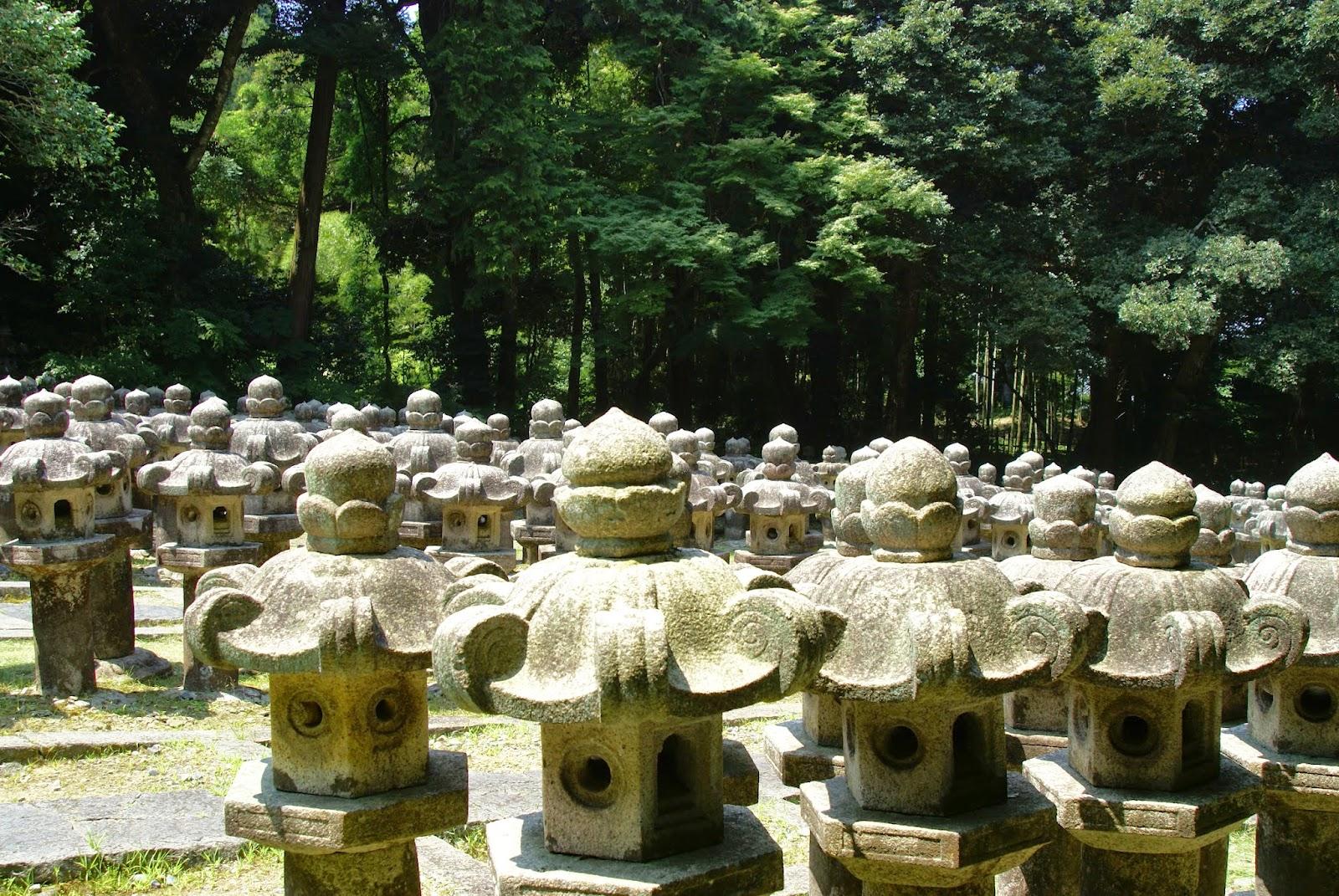 tombe daimyo Hagi