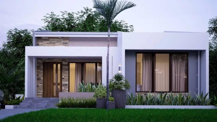 rumah impian sederhana tapi elegan