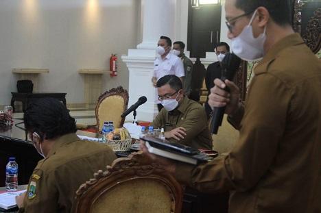 Wagub Andika: Suntik Vaksinasi Nakes Di Banten Lebih 100 Persen