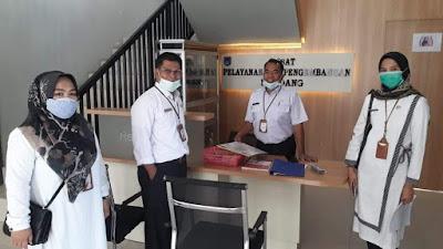 Monev Pelayanan Publik, Kabag Organisasi Setdako Payakumbuh Turlap Ke OPD