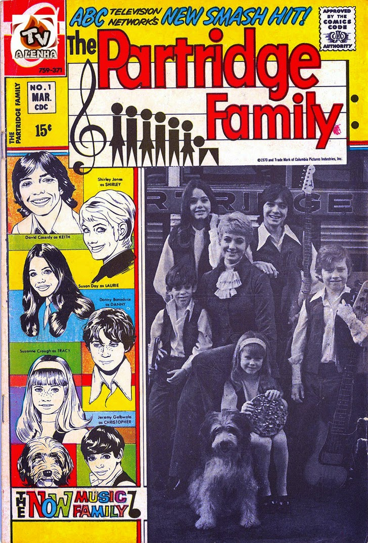 A FAMÍLIA DÓ-RÉ-MI (THE PARTRIDGE FAMILY)