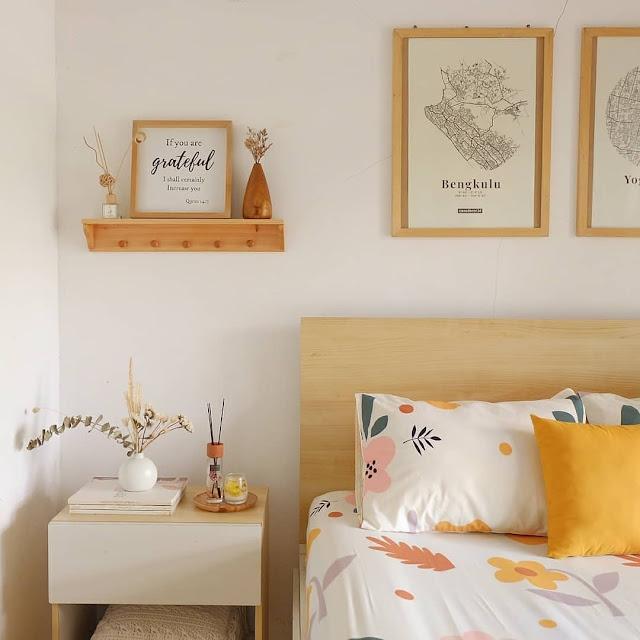 Ide Desain Interior Kamar Tidur Kecil dengan Kesan Luas Terbaru