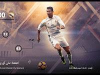 PES 2017 Startscreen Versi C.Ronaldo dari Eslam