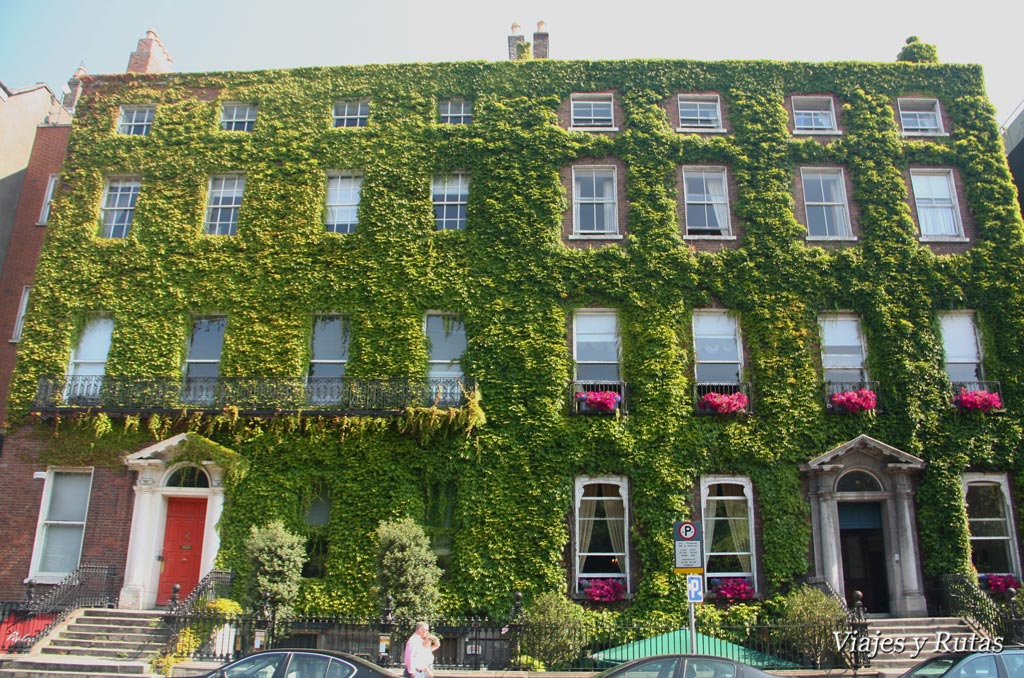 St Stephen's Green, Dublin