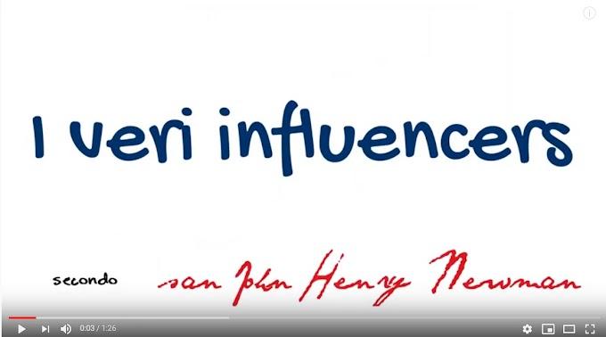 I veri influencer secondo John Henry Newman