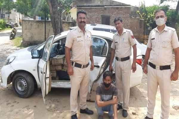 faridabad-surajkund-police-arrested-wine-taskar-accused