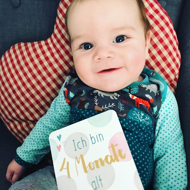 Mai 2019 - 4 Monate Knubbelchen