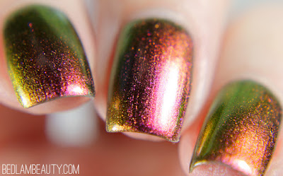 Vapid Lacquer Magellanic Cloud | Cosmos Collection • Part One