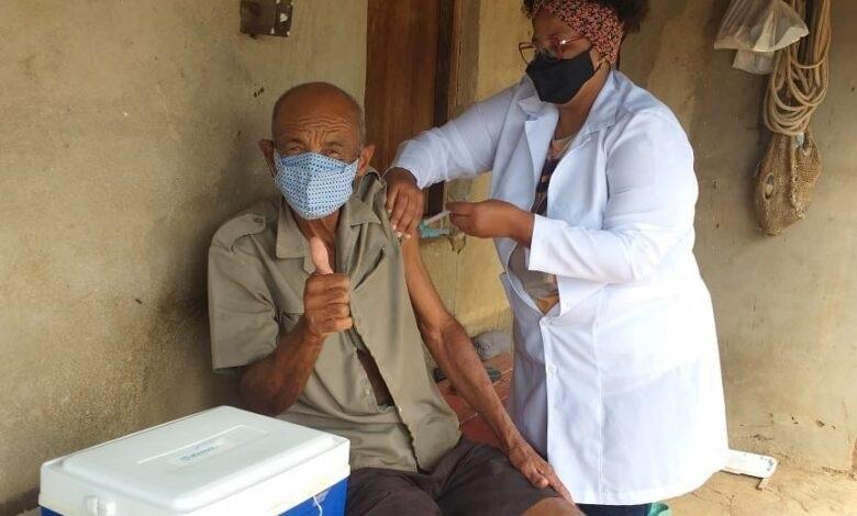 Covid-19: Prefeitura de Juazeiro começa a vacinar idosos acima de 70 anos que vivem na zona rural - Portal Spy Noticias Juazeiro Petrolina