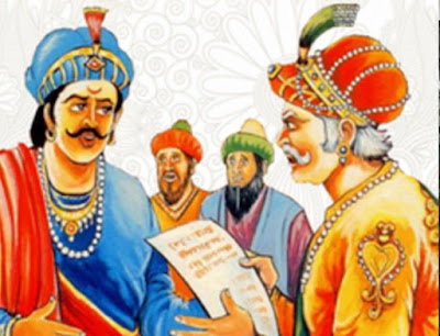 Akbar Birbal Hindi Kahani