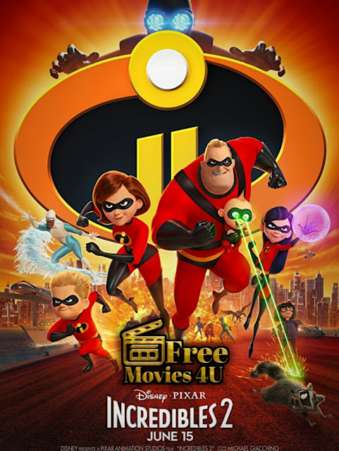 latest hollywood movie incredibles
