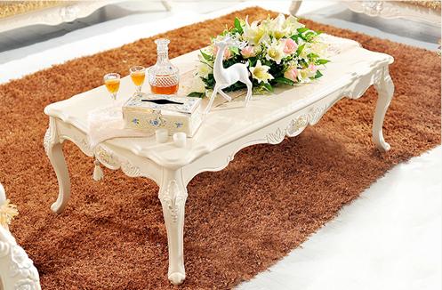 Giới thiệu 3 mẫu bàn trà phòng khách tân cổ điển sang trọng ấn tượng