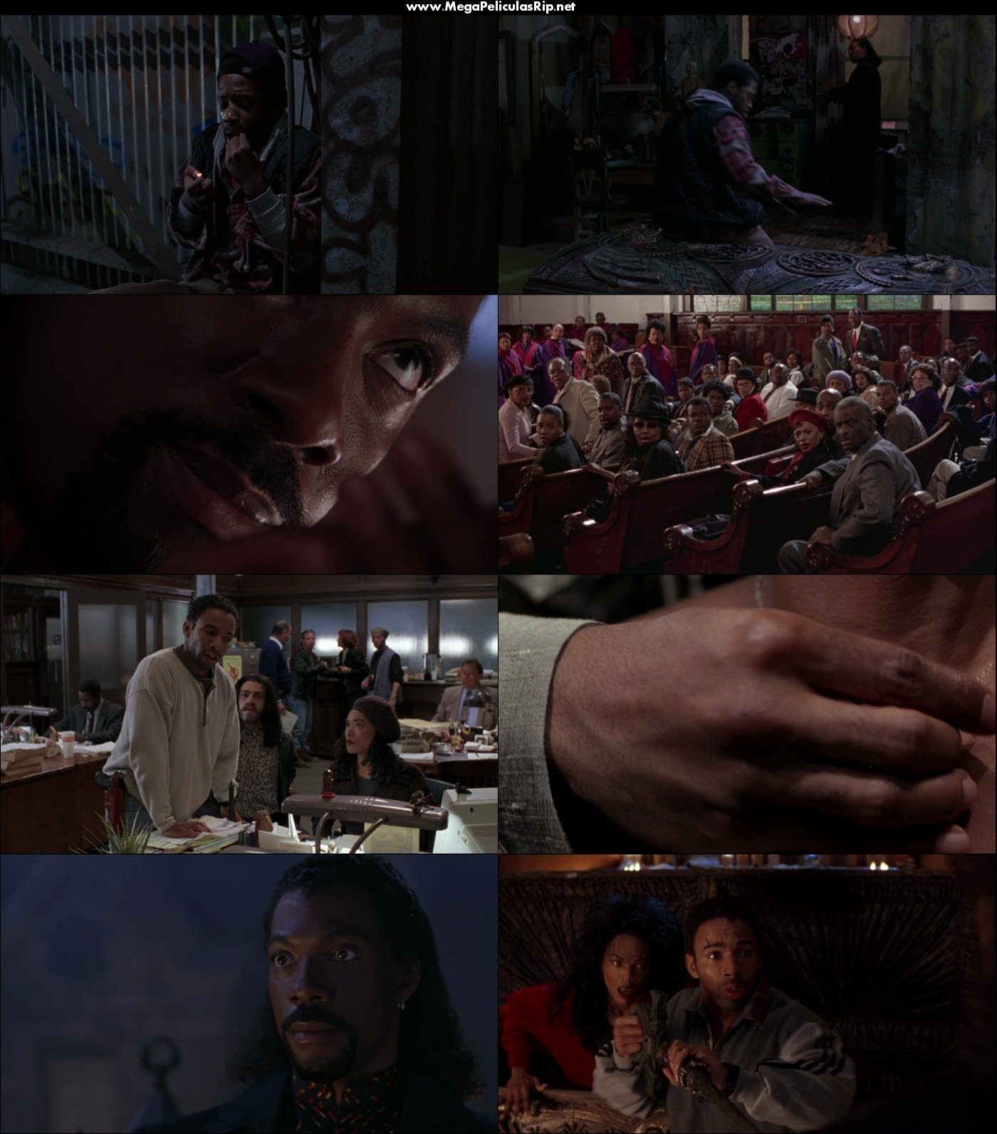 Un Vampiro Suelto En Brooklyn 1080p Latino