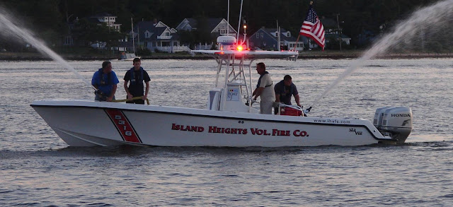 Island Heights Fire Boat