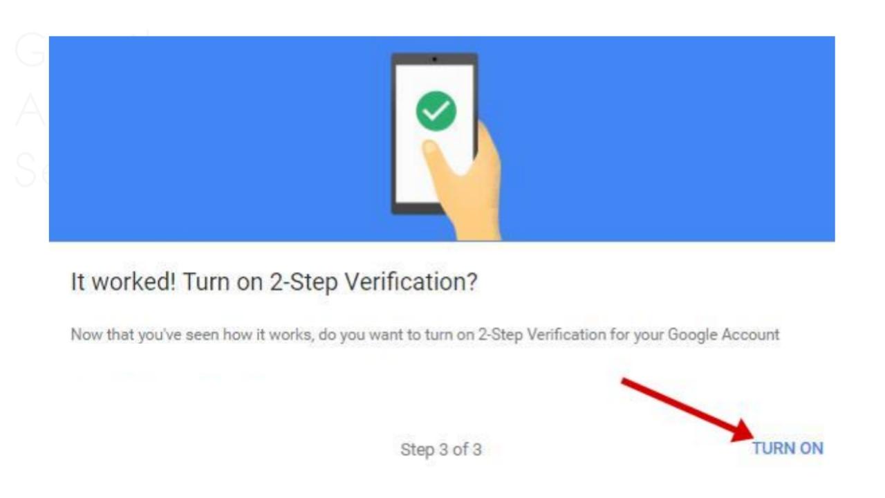 gmail two steps verification turn on kaise karen howtosawal.com
