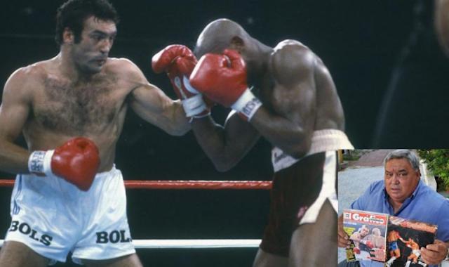 الملاكمة: بطل الأرجنتين السابق رولدان يخسر قتاله ضد كوفيد -19