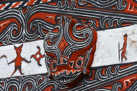 Gorga Batak Toba, Seni Ukir dalam Masyarakat Batak Lengkap dengan 11 (Sebelas) Makna, Macam dan Filosofi Gorga Batak Toba