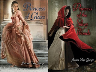 Princess of Glass e Princess of the Silver Woods