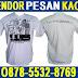 Jual Kaos Oblong Produksi Keren Murah Surabaya