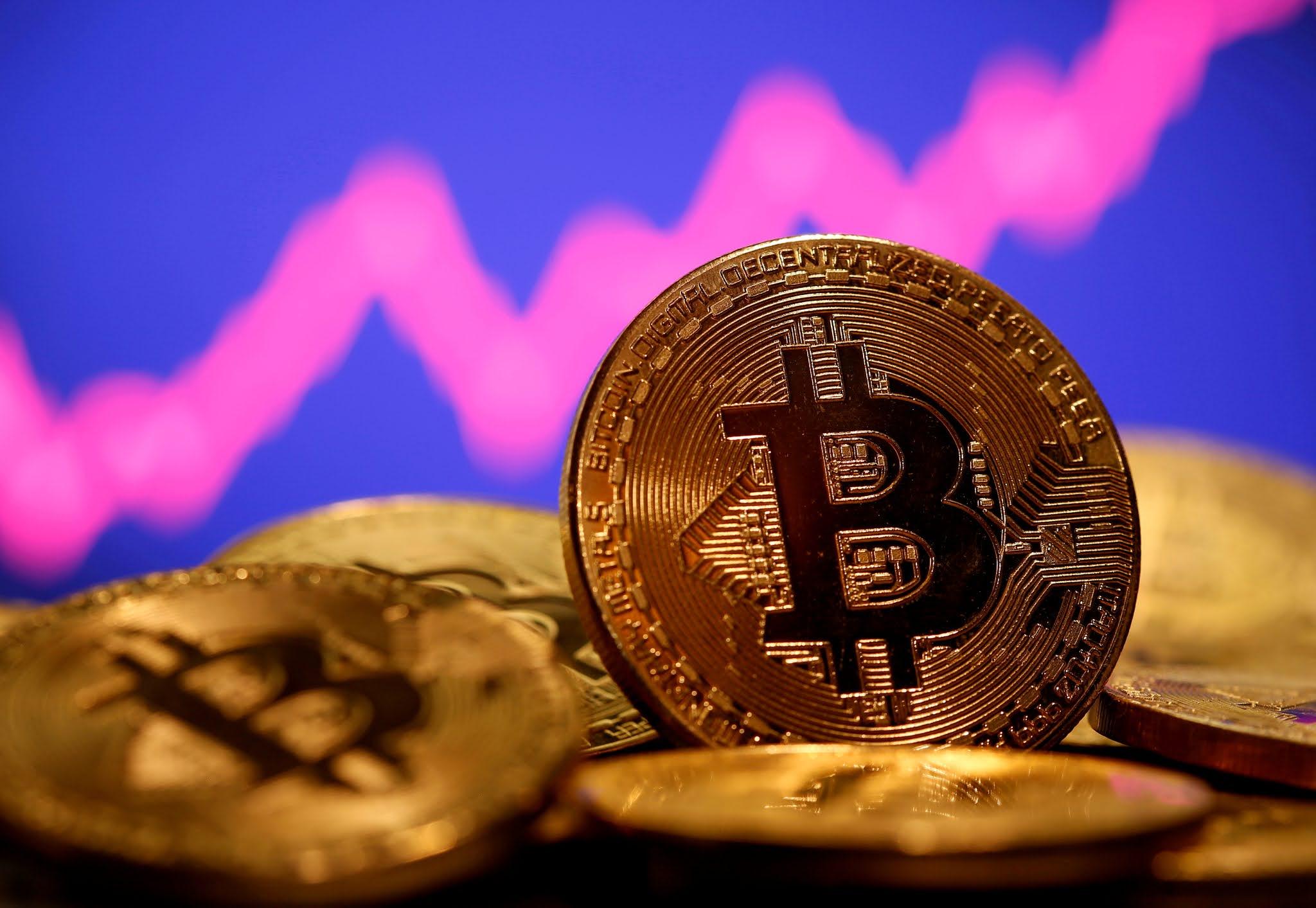 El Bitcoin superó los US$ 50.000 y subió más de 70% en lo que va del año