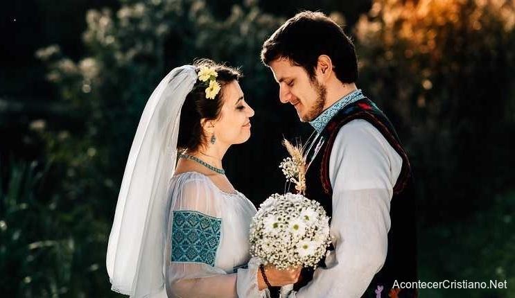 Matrimonio en Rumanía