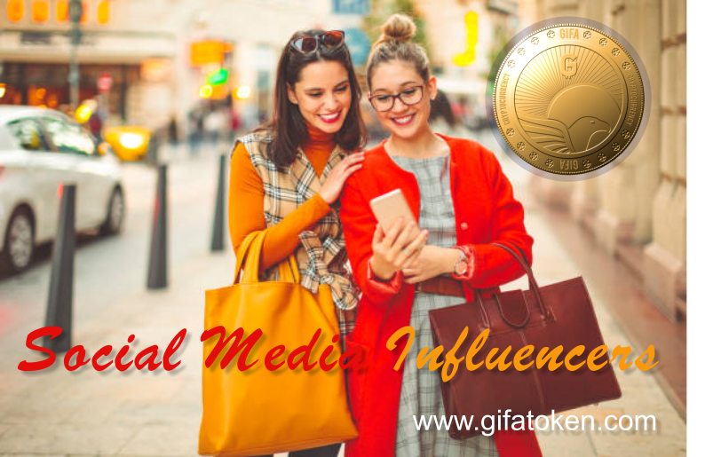 Become A Paid Influencer For GIFA Token