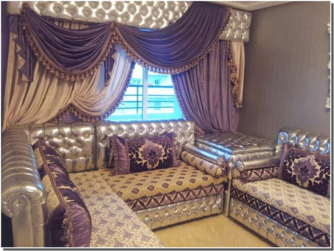 Salon Moderne Arabe - drewsebooks.com -