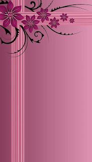 Wallpaper wa keren pink