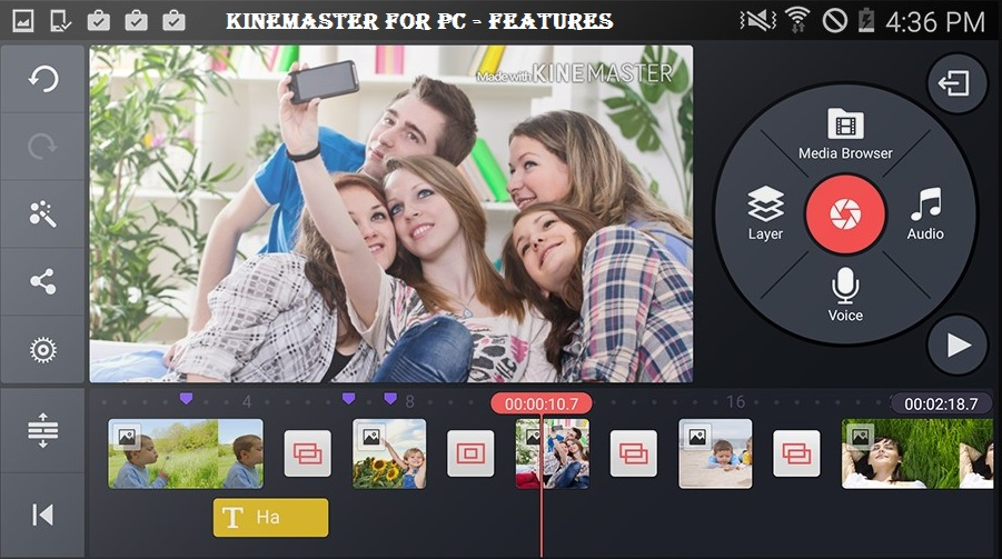 Download Kinemaster For PC – Windows 10,8,7 or Mac