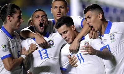 ملخص واهداف مباراة البرازيل وبوليفيا كاملة 3-0 كوبا أمريكا 2019