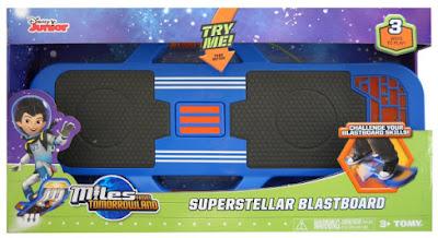 TOYS : JUGUETES - Miles del futuro - Blastboard | Skate IMC Toys - TOMY 2015 | Disney Junior : Miles From Tomorrowland A partir de 3 años | Serie Television Comprar en Amazon España & buy Amazon USA