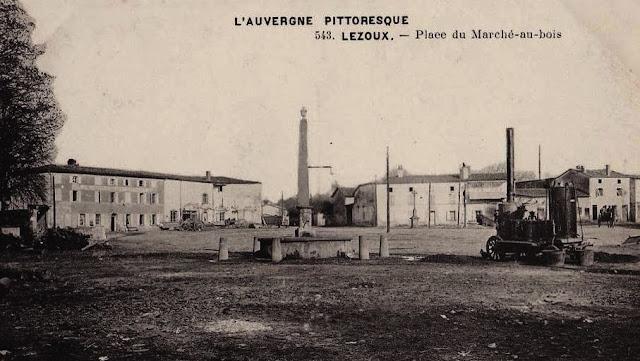 Alambic en Auvergne Lezoux