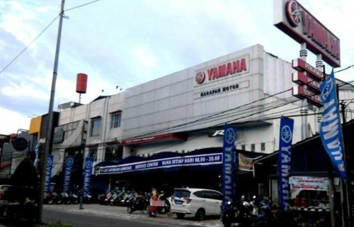 Alamat Dealer Yamaha di Setu Bekasi