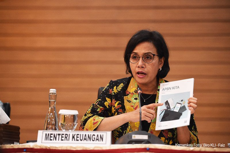Ini Harapan Menkeu Pada Camat Seantero Indonesia