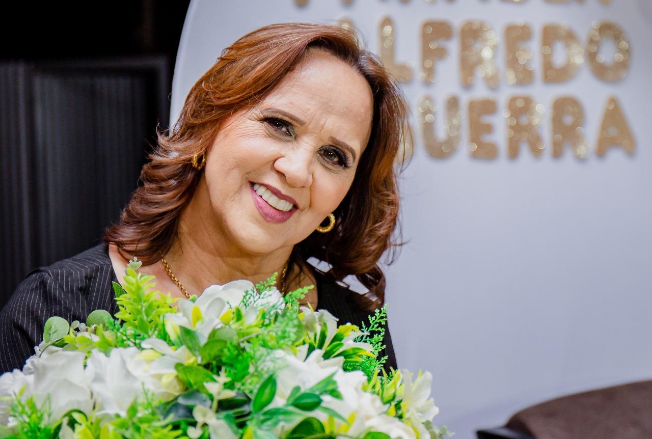 Nota de Pesar pelo falecimento da senhora Vilma Ramos Guerra