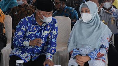 Wagub NTB Bangga Semua Posyandu di Lotim Sudah Menjadi Posyandu Keluarga