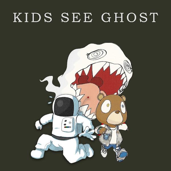 Kanye West & Kid Cudi - Kids See Ghost Cover