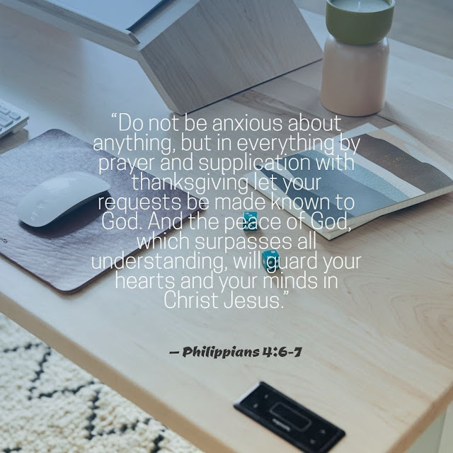 Christian quotes on worry