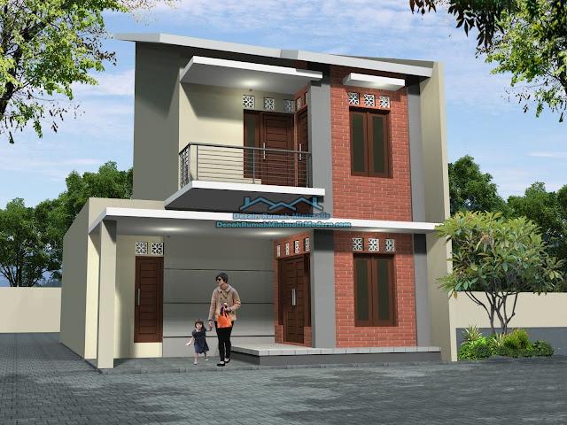 rumah tingkat 2