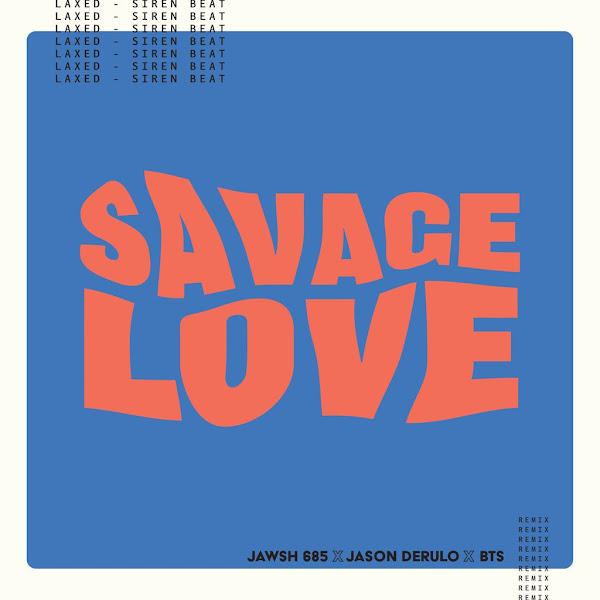 JASON DERULO - Savage Love (BTS Remix)