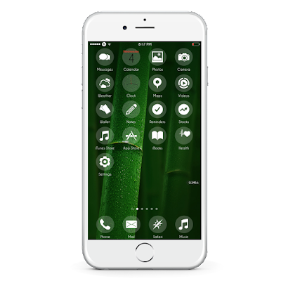 I have some great iOS 10.2 anemone themes for iPhone/iPad which helps your device look amazingly beautiful.These are the best iOS 10.2 anemone themes for iPhone