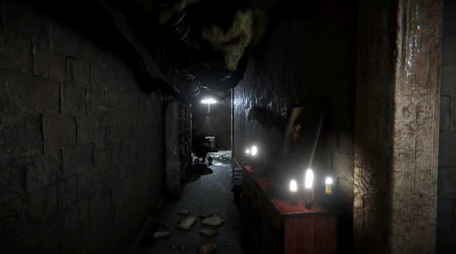 Blame Him is true first-person survival horror. A game about surreal atmosphere and dark challenges. A bone-chilling experience made by 2 people ….