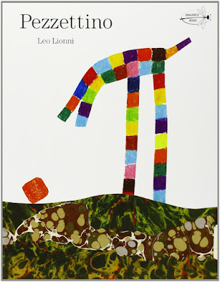 Explore Pezzettino by Leo Lionni with Duplo or Lego Bricks